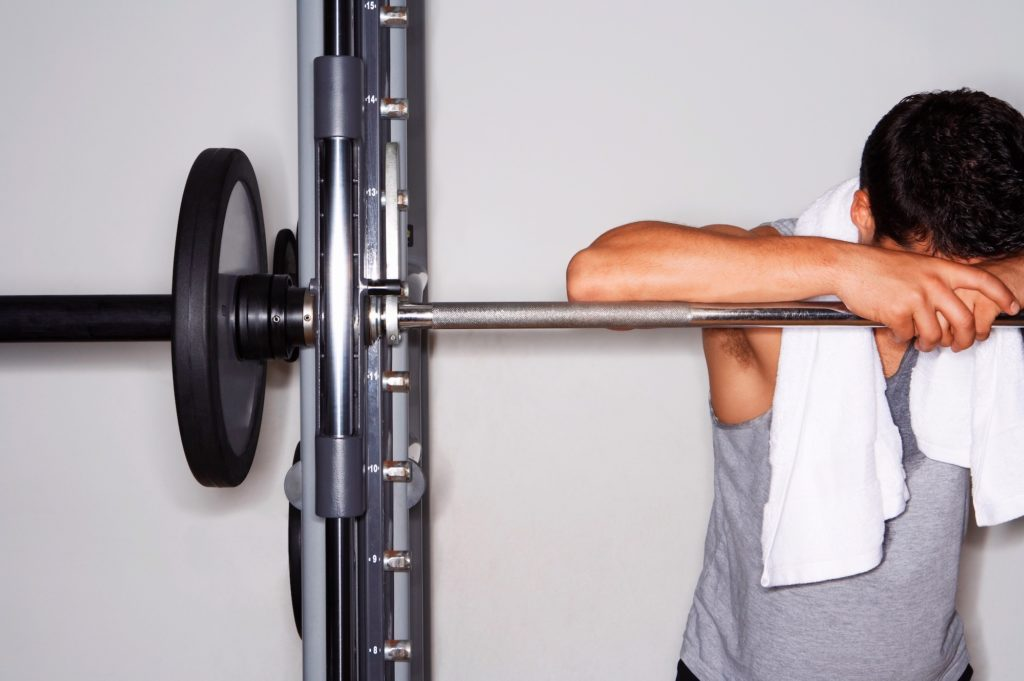 You can avoid overtraining due to enough recovery