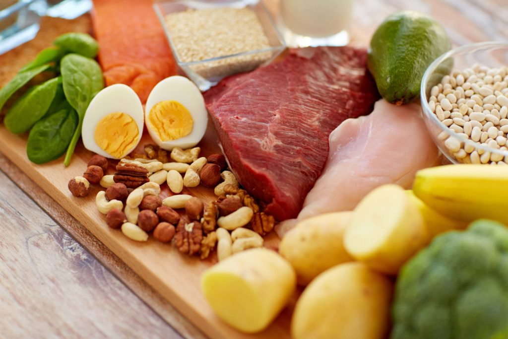Recover faster with a plus of proteins