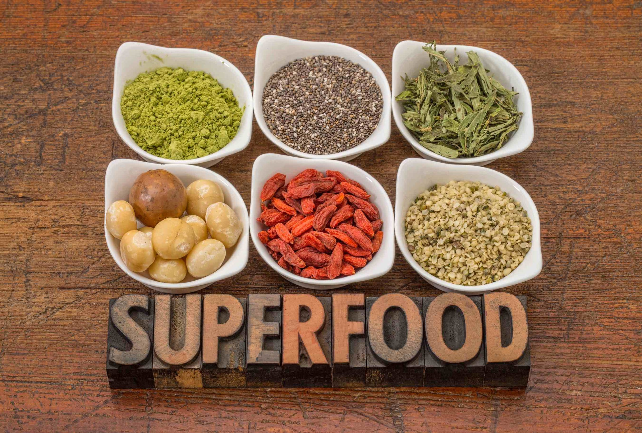 Amaranth, Quinoa and Co. – Superfood for better fitness