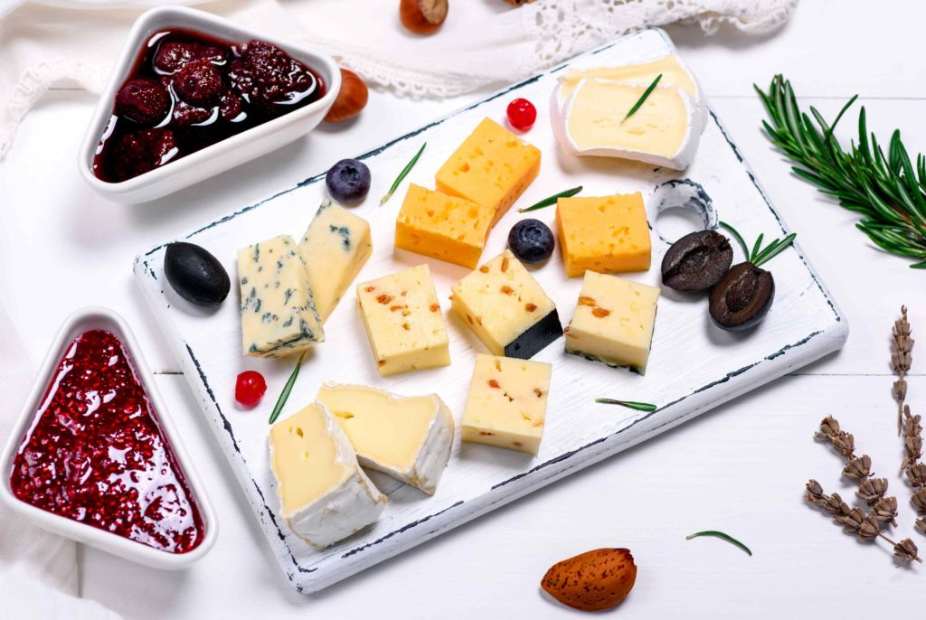 Glutamine in cheese will help to recover faster