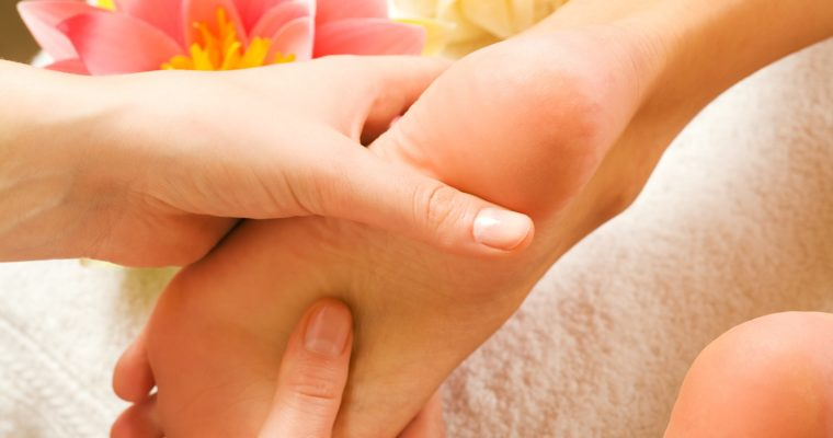 The benefits of foot reflexology for athletes