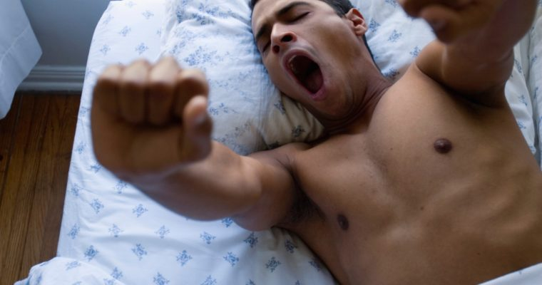 Sleep disorders are bad for fitness and exercise