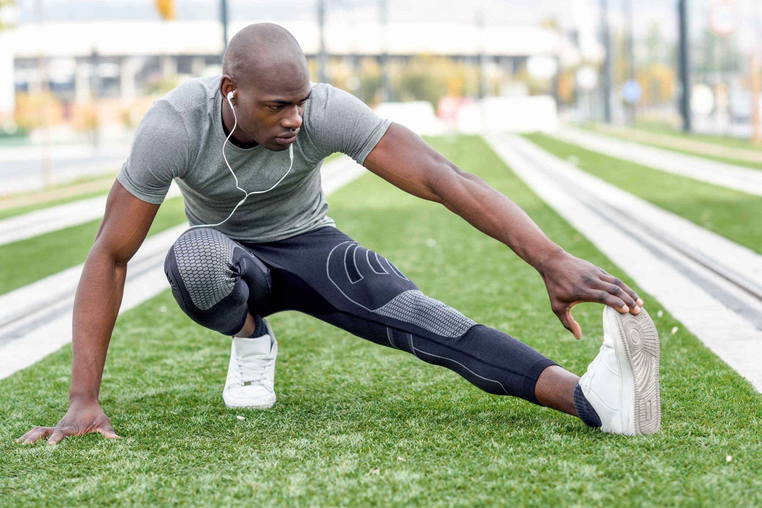 Music makes the workout more effective