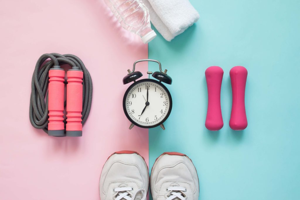 The best training time to loose weight