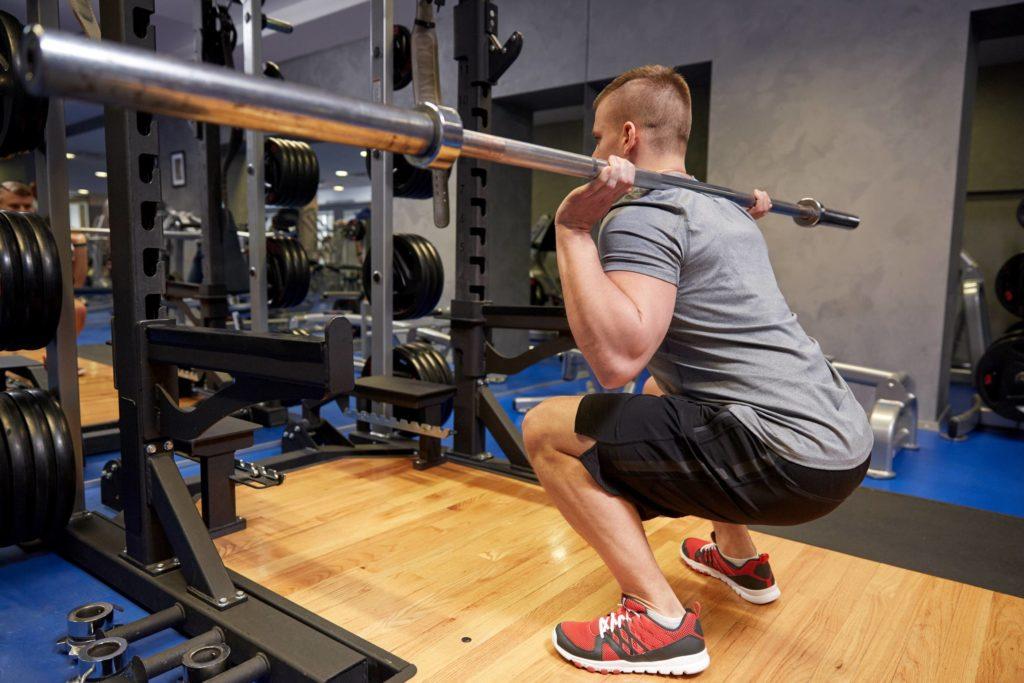 Bulgarian squats vs. squats