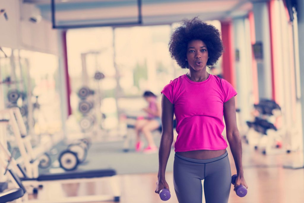 a training plan depends on your fitness goals