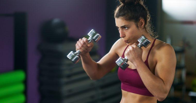 The best breathing technique for strength training