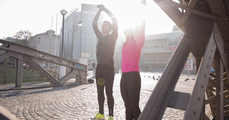What is the benefit of exercise before breakfast?