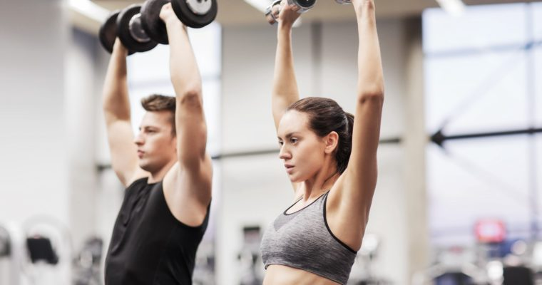 Clever pausing during strength training