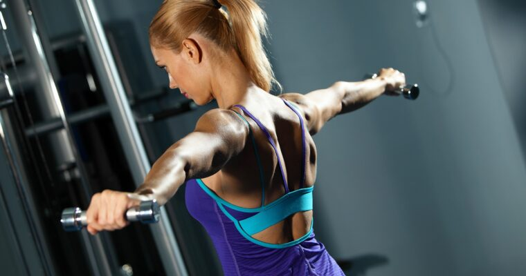 Shoulder problems among athletes don't have to be