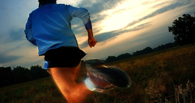 How to find the right pace when jogging