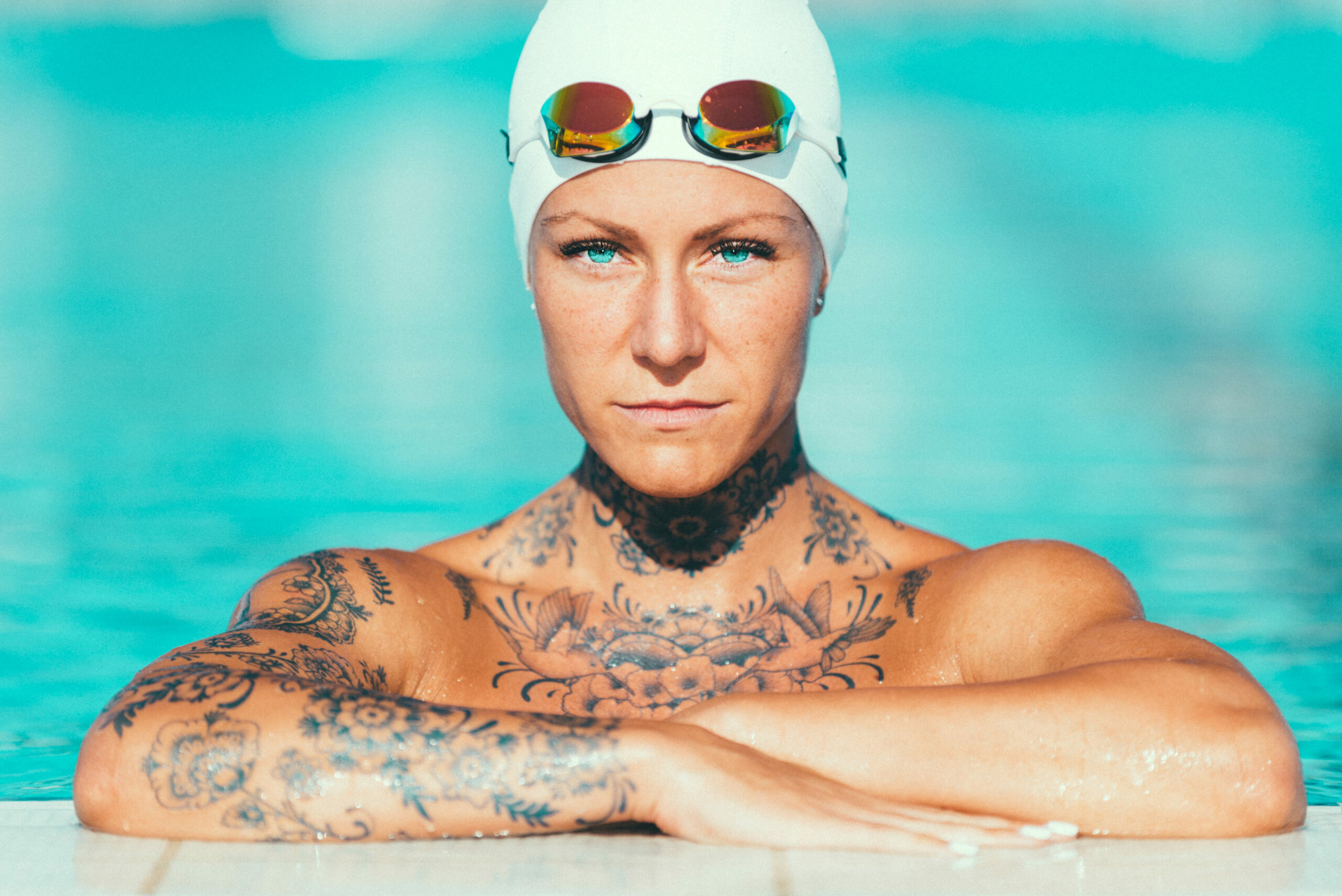 How tattoos affect the performance capability of athletes