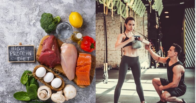 The protein guide for optimal and effective muscle building