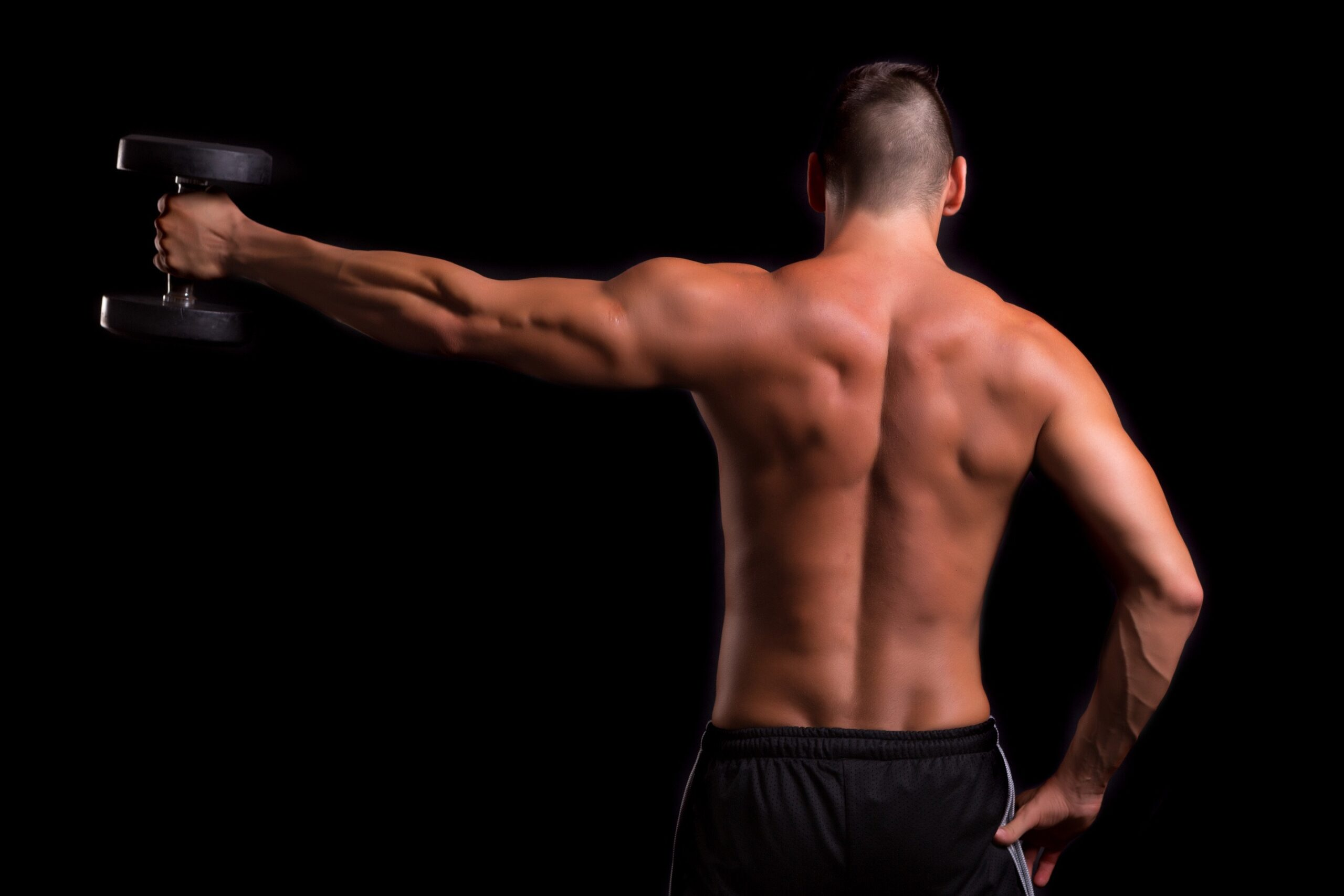 Unilateral exercises for a strong and healthy back