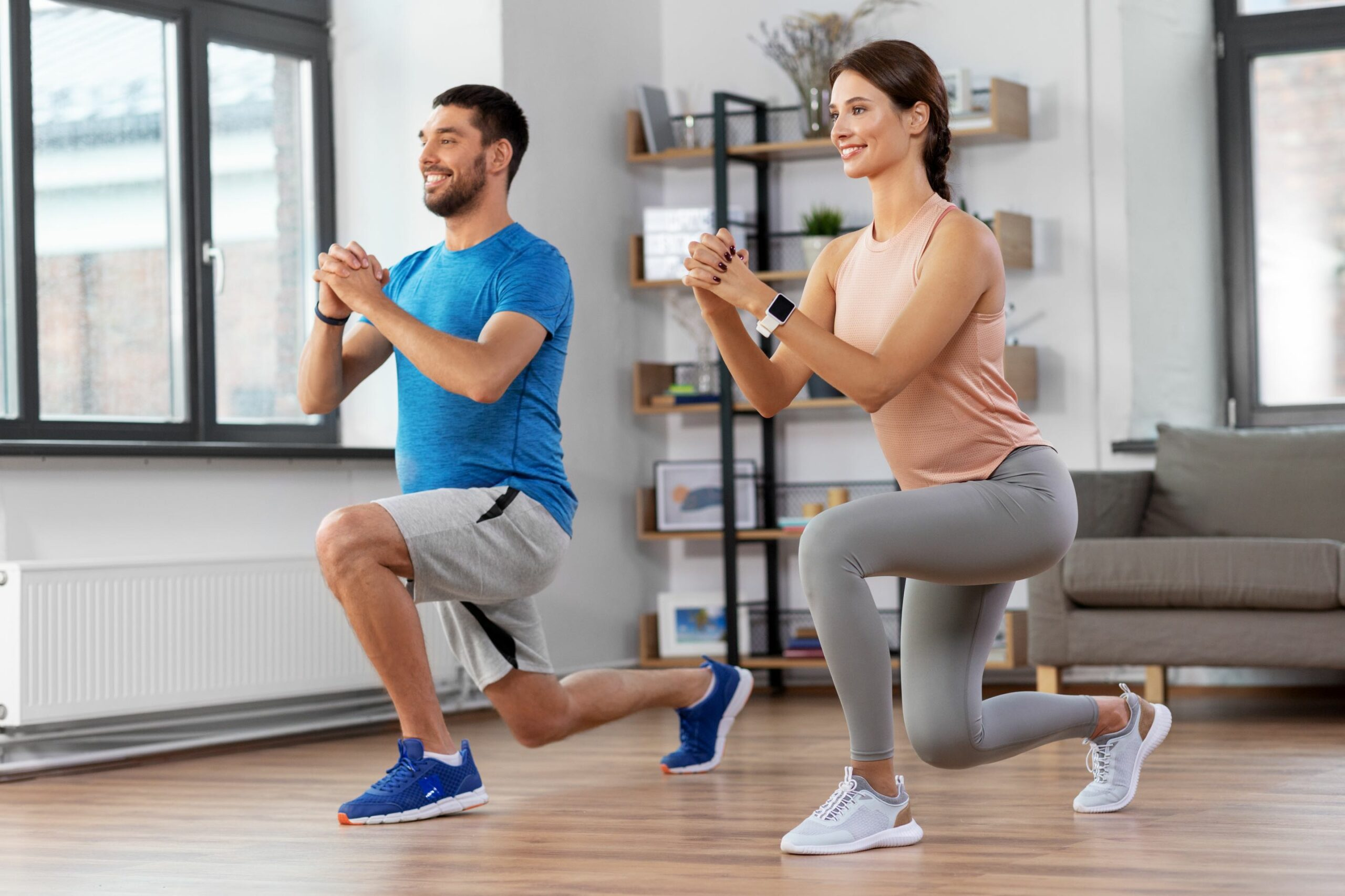 Leg strength training with these 8 exercises