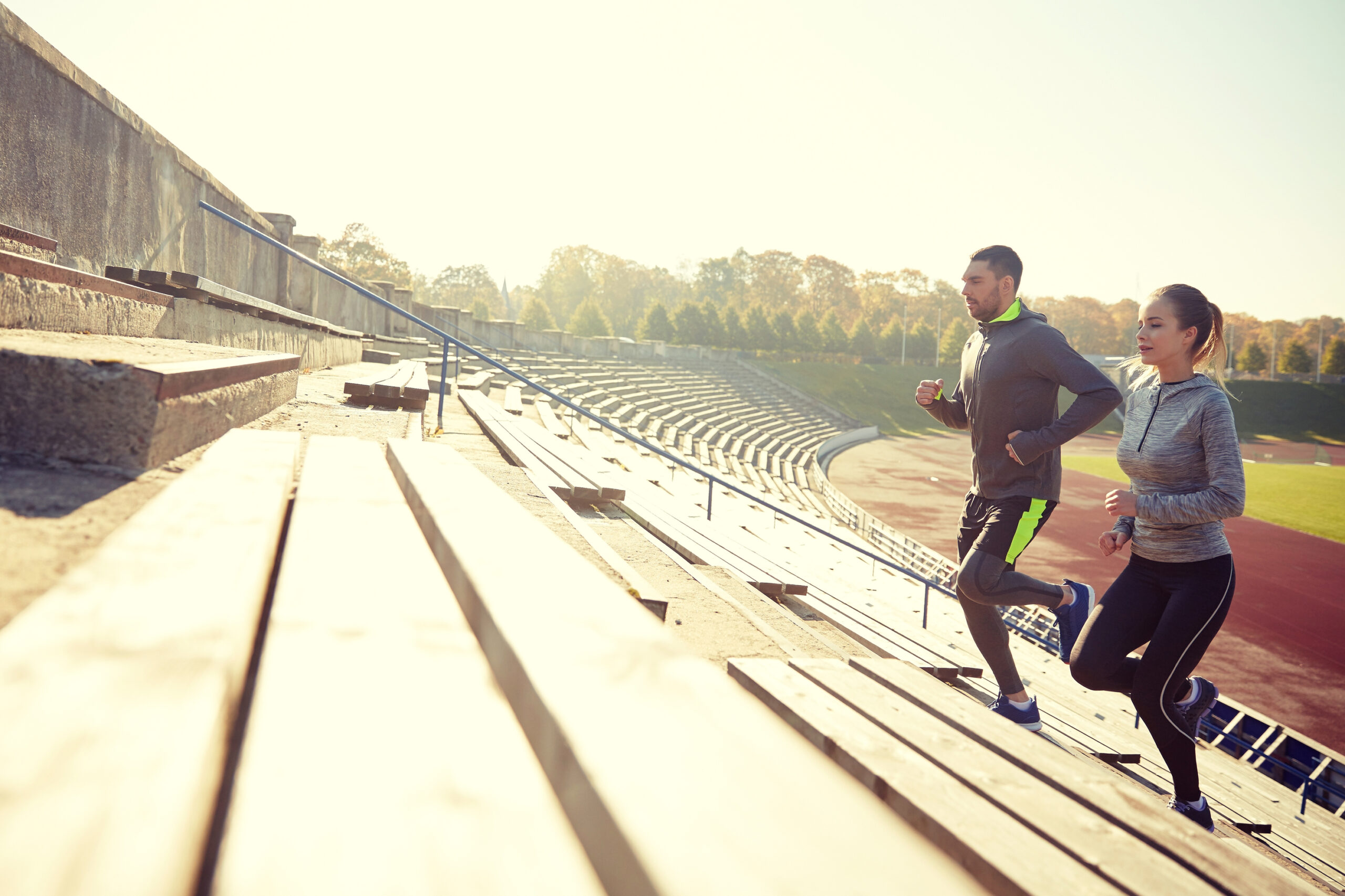 Runners should strengthen the legs to prevent back pain